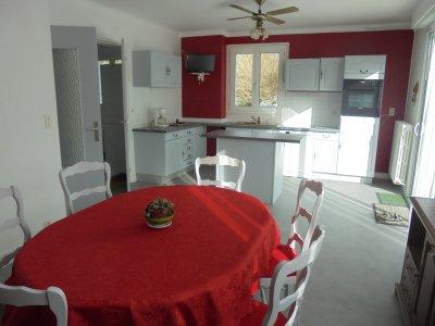 appartement vacances larmor plage location 6 personnes indivision le guennec. Black Bedroom Furniture Sets. Home Design Ideas
