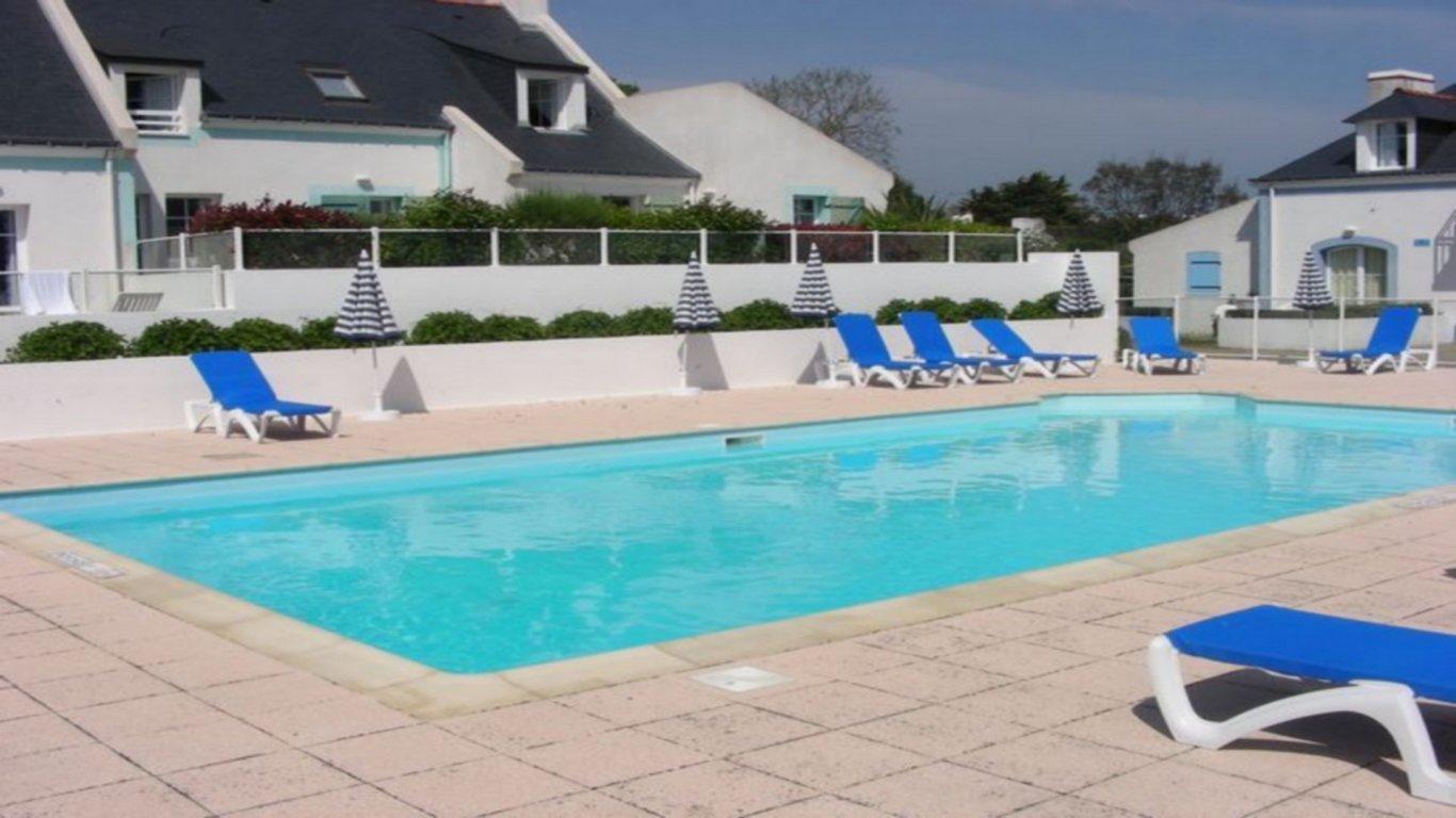Maison Vacances Avec Piscine Locmaria Belle Le Location 4