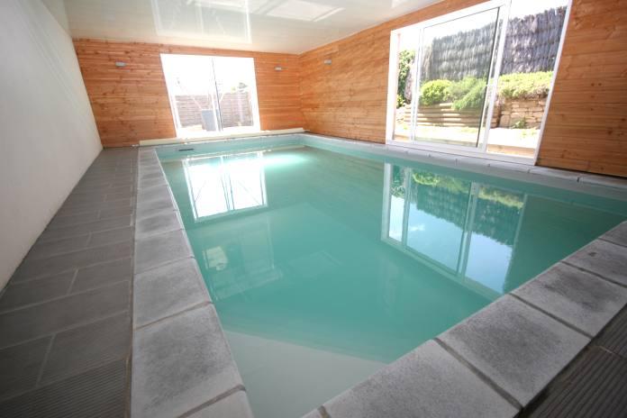 Maison vacances avec piscine plouhinec 29 location 10 for Piscine audierne