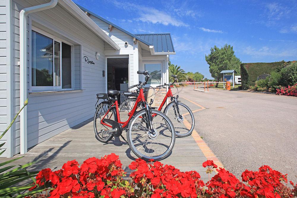 Mobile home vacances avec piscine erquy location 4 for Camping erquy avec piscine