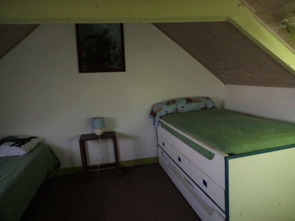 Maison vacances clohars carno t location 6 personnes pierre yves sacaze for La chambre verte truffaut analyse