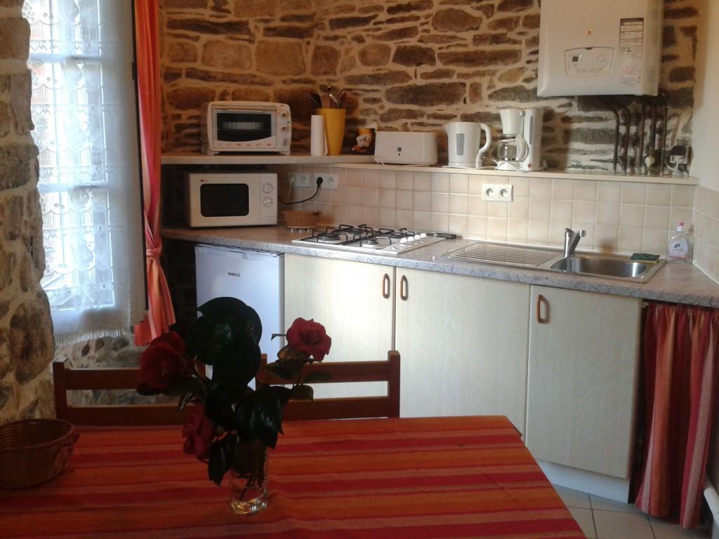 Maison vacances morlaix location 2 personnes yvon et dany - Cuisine et tradition morlaix ...