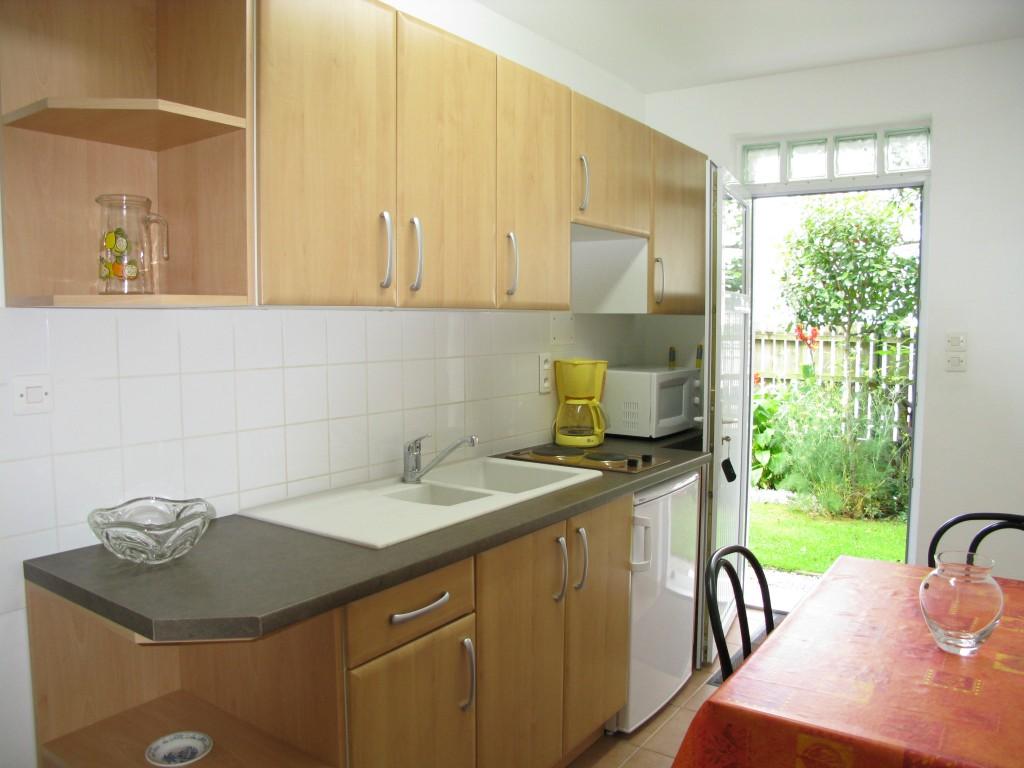 Appartement vacances vannes location 2 personnes for Vannes cuisines
