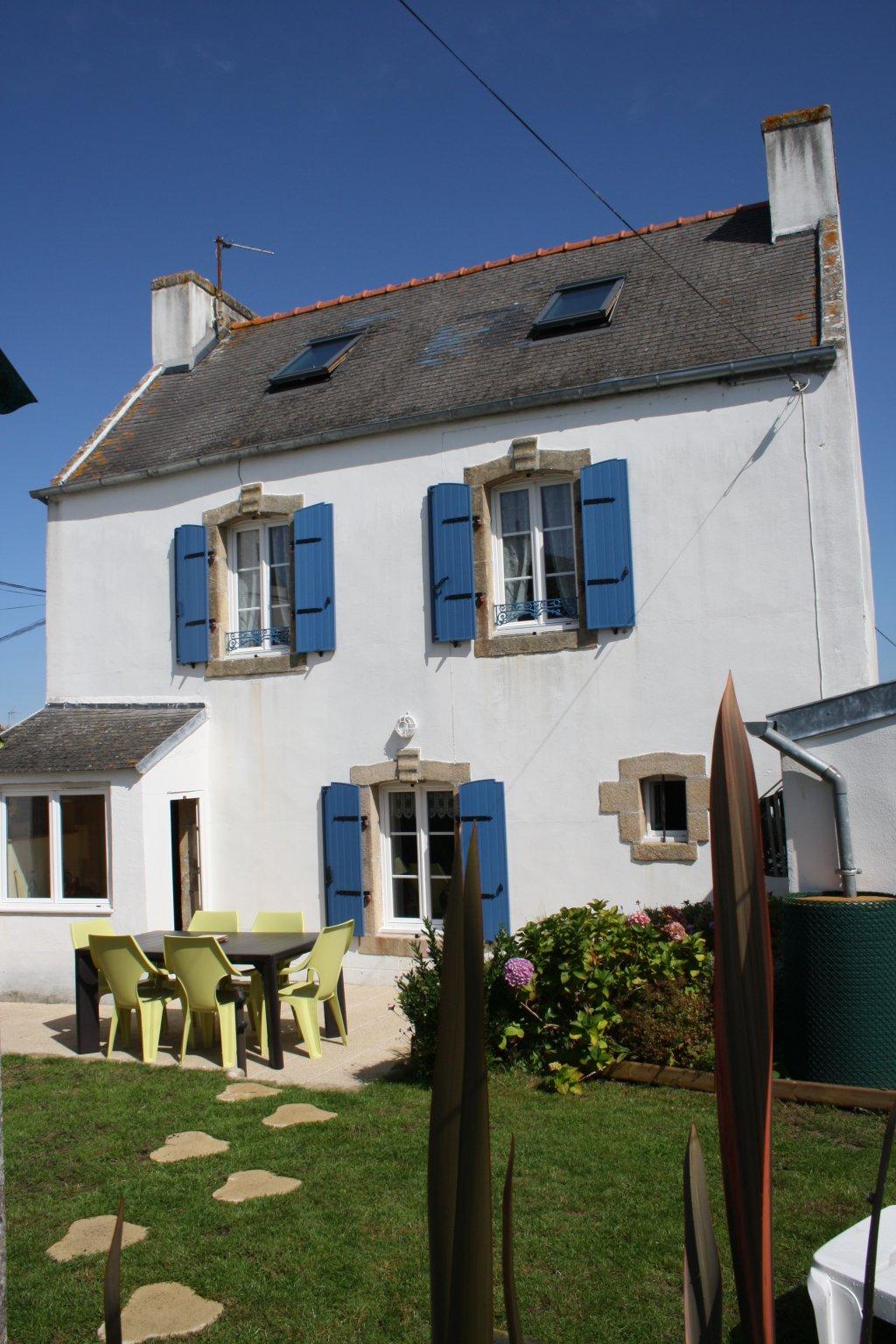 Maison vacances plouhinec 29 location 5 personnes yveline carval for Location maison