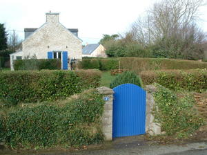 Maison vacances portsall location 5 personnes jean paul quioc - Une maison un jardin saez saint paul ...