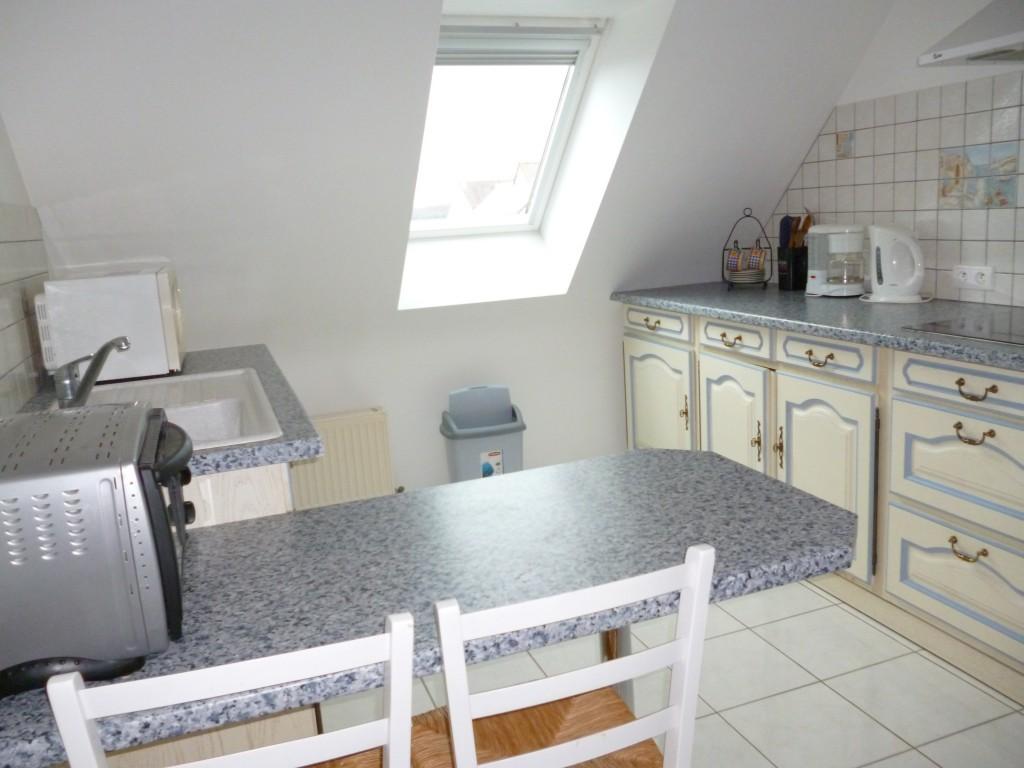 Appartement vacances saint brieuc location 4 personnes - Cuisine equipee boulanger ...