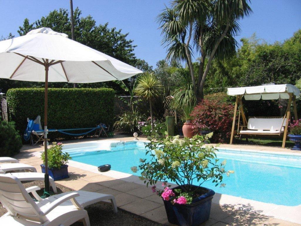 Maison vacances avec piscine la for t fouesnant location 4 for Camping la foret fouesnant avec piscine