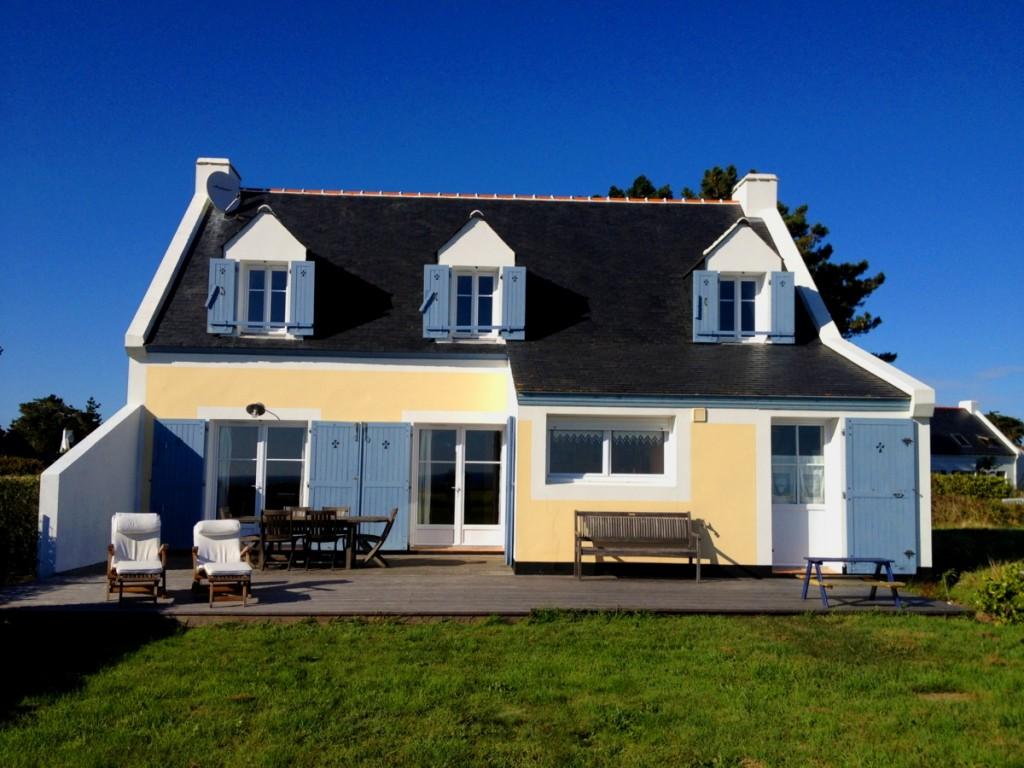 Maison vacances bangor belle le location 9 personnes for Assurance pour maison en location