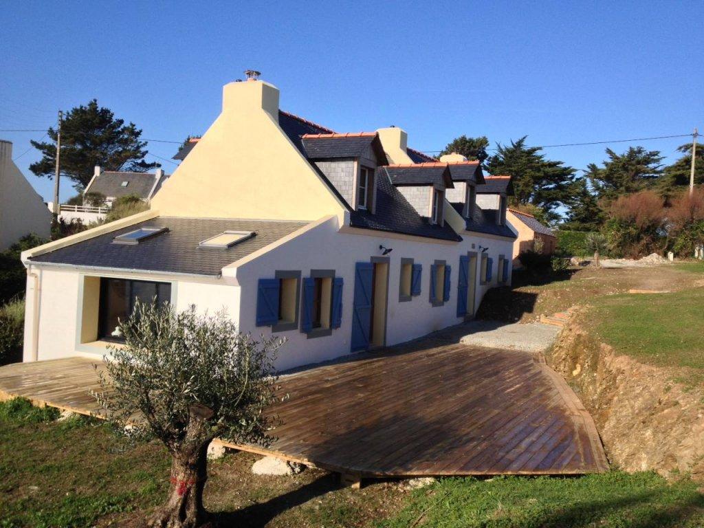 maison vacances le palais belle le location 10 personnes. Black Bedroom Furniture Sets. Home Design Ideas