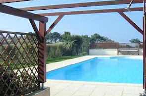 Location maison vacances guidel 6 for Piscine hennebont