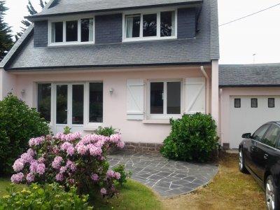Location maison vacances ploumanach 5