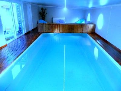 Locations avec piscine bretagne vacances entre particuliers - Location maison avec piscine couverte ...