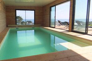 Maison vacances avec piscine plouhinec 29 location 8 for Piscine audierne