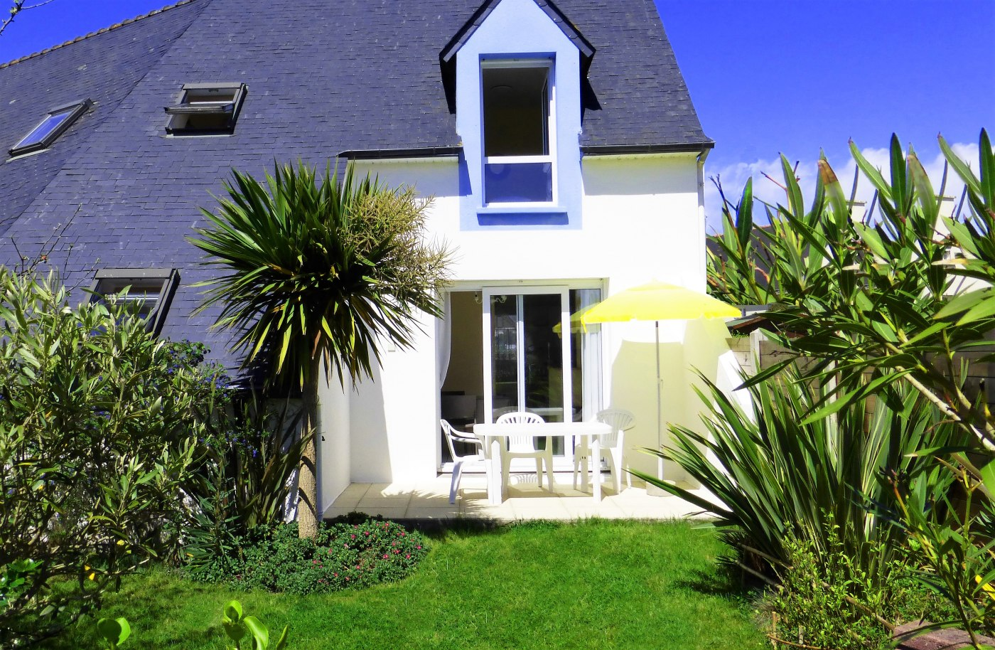 maison vacances etel location 6 personnes m et mme chatelin daniel. Black Bedroom Furniture Sets. Home Design Ideas