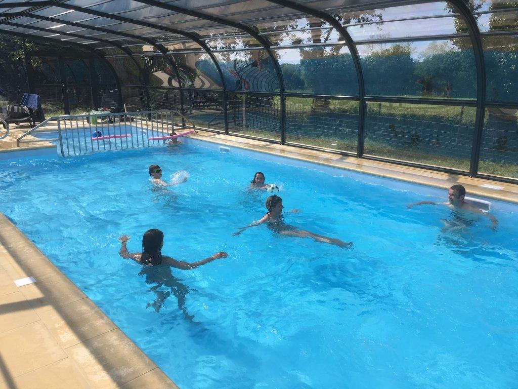 Chalet vacances avec piscine pleumeur bodou location 5 - Location bretagne piscine ...
