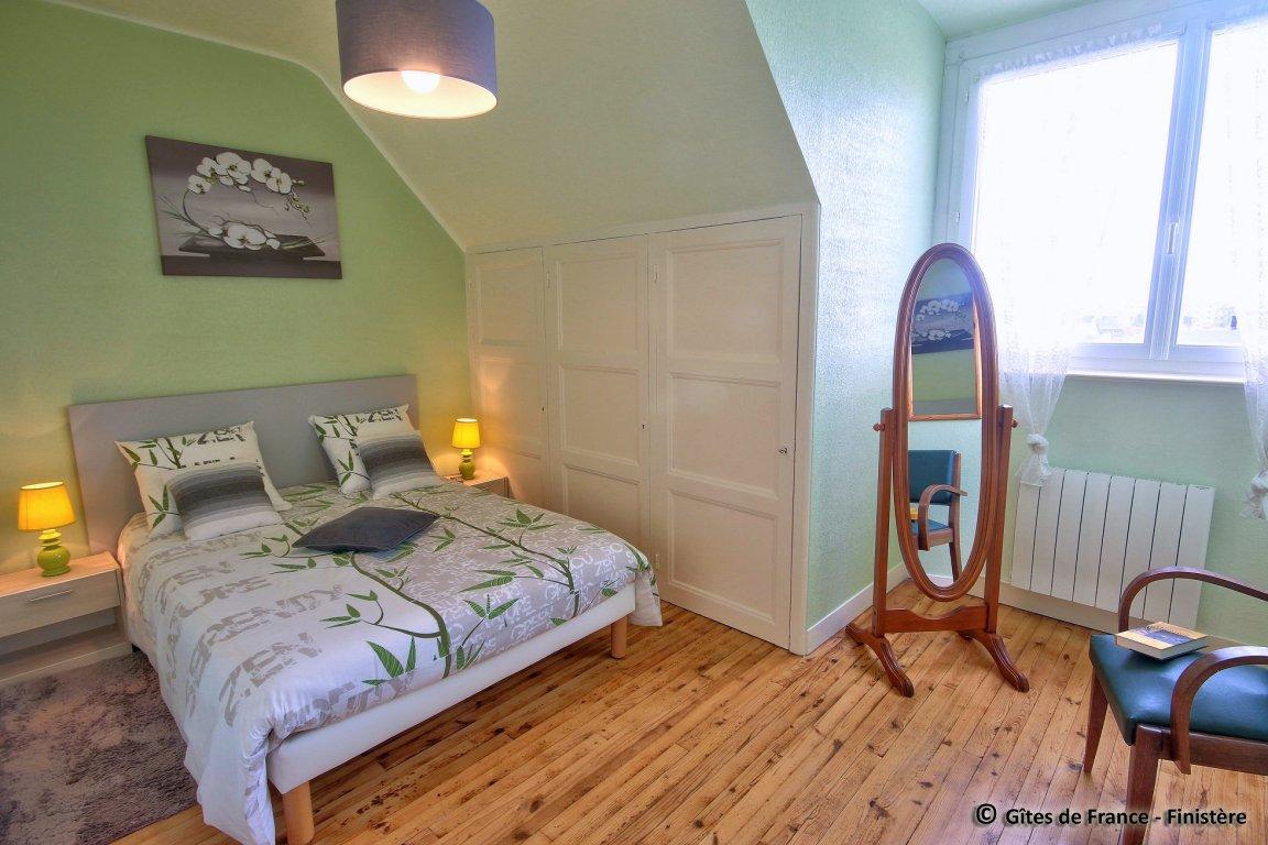 Maison vacances concarneau location 6 personnes monique landurain for La chambre verte truffaut download