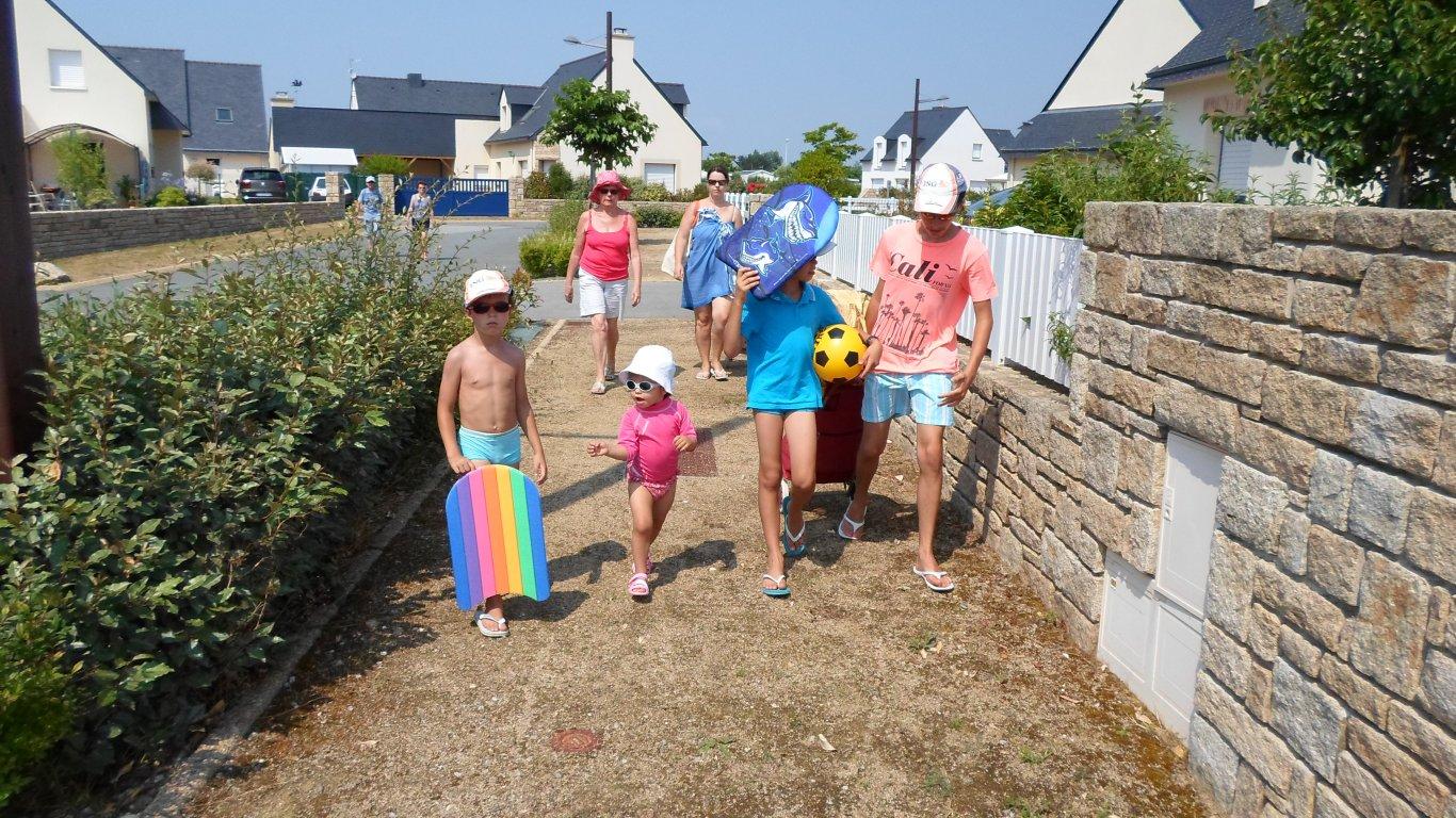 Maison vacances damgan location 6 personnes charles mazier for Assurance pour maison en location