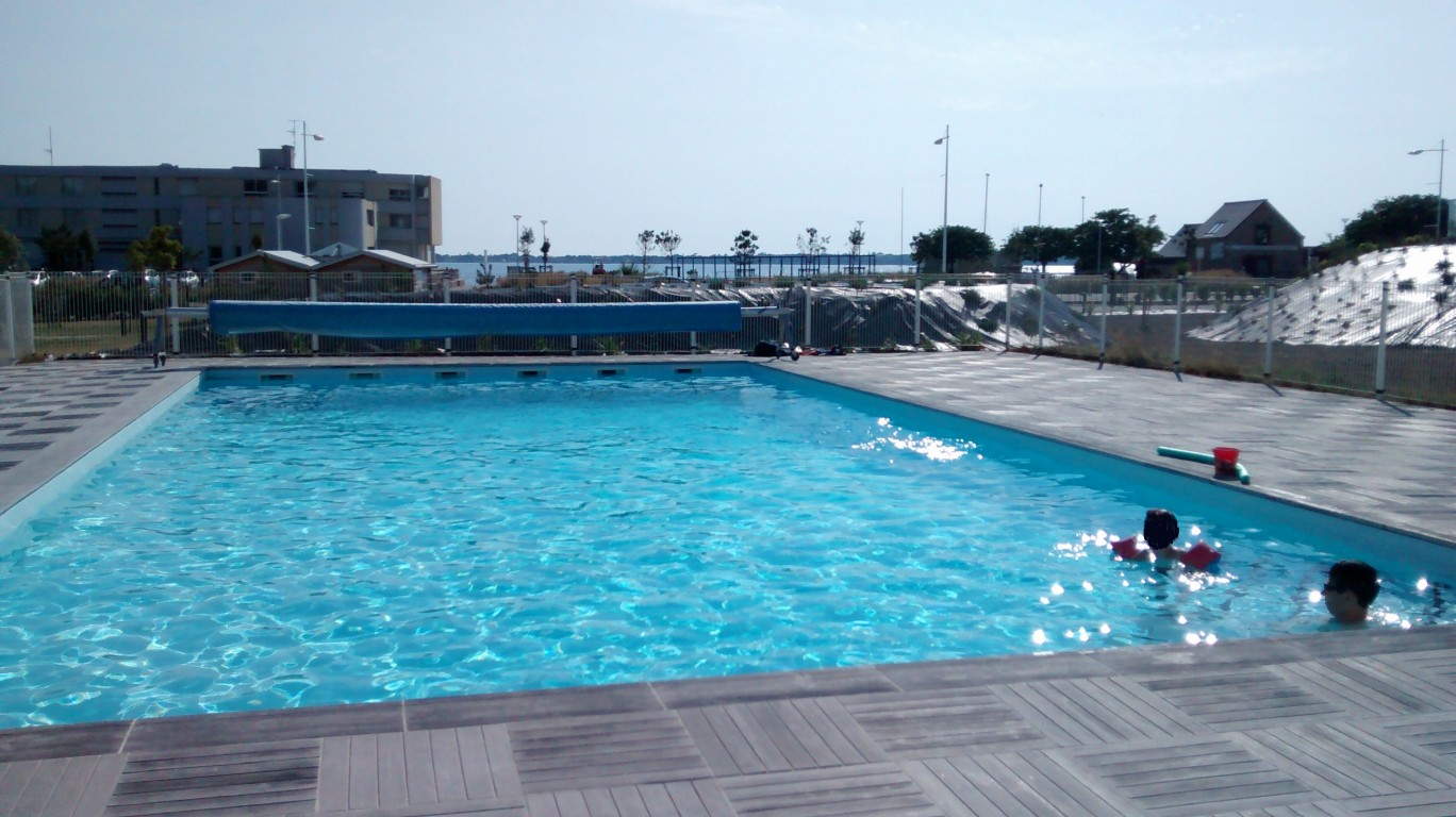 Appartement vacances avec piscine concarneau location 4 for Piscine chauffee