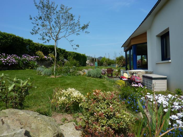 Maison vacances saint pol de l on location 6 personnes for Entretien jardin st pol de leon