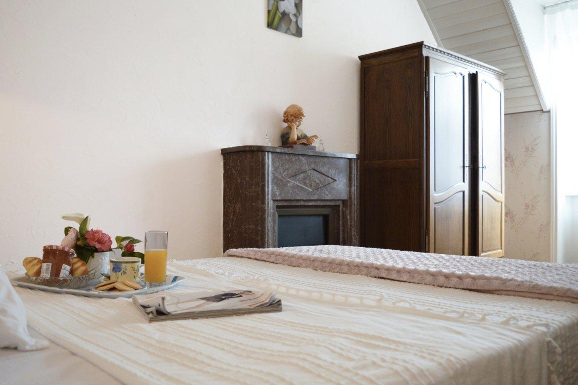 Maison vacances lesconil location 4 personnes nathalie for Chambre 2 personnes
