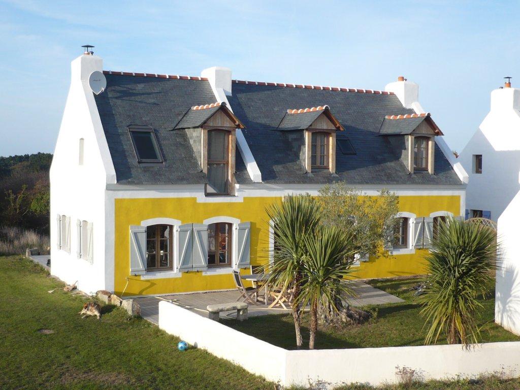 maison vacances le palais belle le location 9 personnes. Black Bedroom Furniture Sets. Home Design Ideas