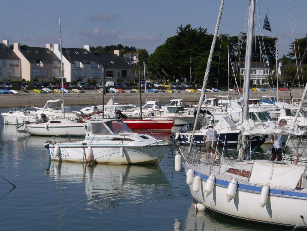 Maison vacances sarzeau location 8 personnes michelle guil - Port saint jacques morbihan ...