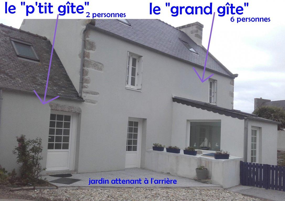 Maison vacances Ile de Batz Location 6 personnes Jean Luc CABIOCH