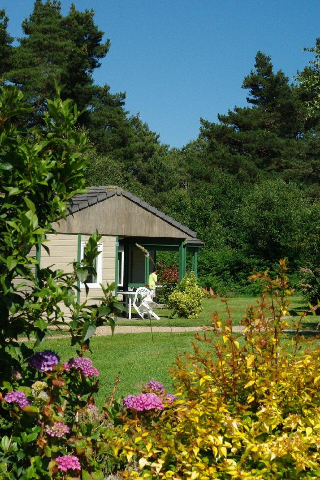 Chalet vacances avec piscine pleumeur bodou location 5 for Chalet a la montagne avec piscine
